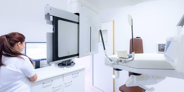 DVT: Dreidimensionale Sicht auf Kiefer und Zähne