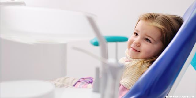 Kinderzahnbehandlung - Behutsam, sanft und mit kindergerechter Sprache